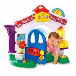 Fisher-Price Laugh & Learn Learning Home (Фишер Прайс Обучающий дом из серии Смейся и Учись)