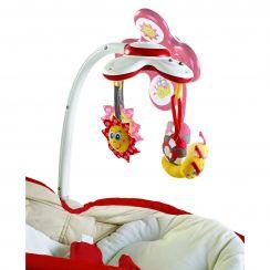 Кроватка-шезлонг Tiny Love 3 в 1 Мамина Любовь