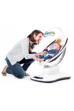 Детские качели MamaRoo 4moms 3.0 (МамаРу)