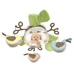 Детские качели Fisher Price Кролик (My Little Snugabunny Cradle 'n Swing)