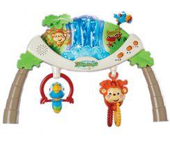 Шезлонг детский Fisher-Price Тропический лес