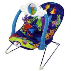 Шезлонг детский Fisher-Price Аквариум