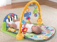 Развивающий коврик Fisher-Price Discover 'n Grow Kick and Play Piano Gym (ПИАНИНО)