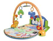 Развивающий коврик Fisher-Price Discover 'n Grow Kick and Play Piano Gym (ПИАНИНО)