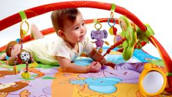 Музыкальный развивающий коврик Tiny Love Move and Play (Двигай и Играй)
