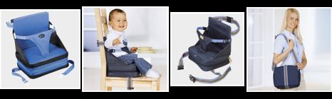 Переносной стульчик для кормления «Pauli Walz»