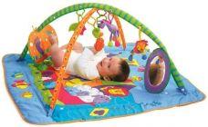 прокат детских развивающих ковриков
