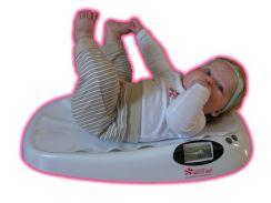 Весы детские электронные Angel